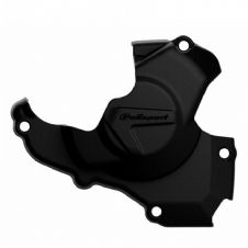 IGNITION COVER PROTECTOR HONDA CRF250R 10-17 BLACK